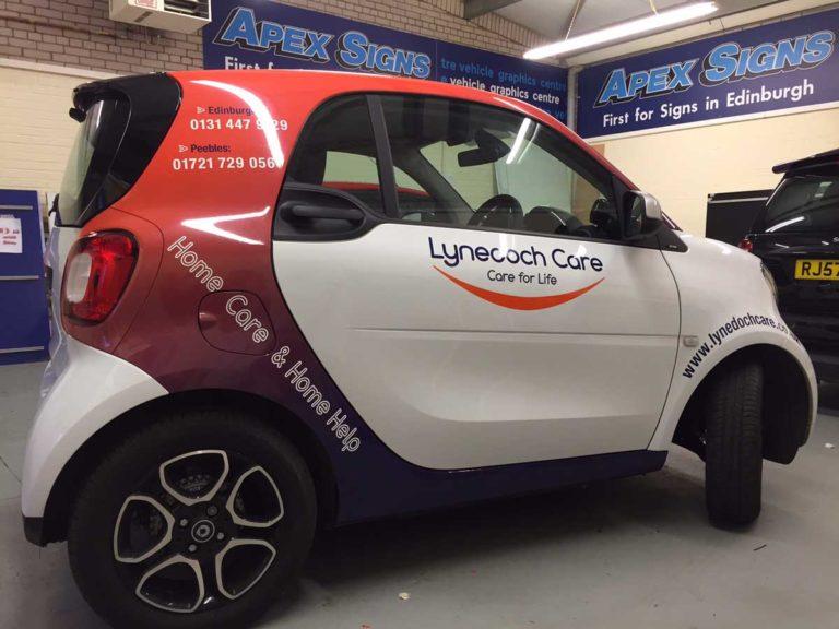 Lynedoch car web