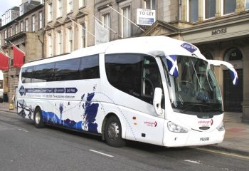 Bus Livery Edinburgh