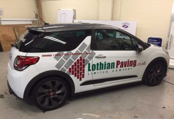 Vehicle Graphics Edinburgh